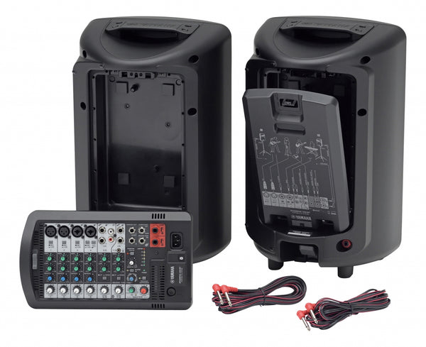 STAGEPAS400BT PORTABLE PA SYSTEM
