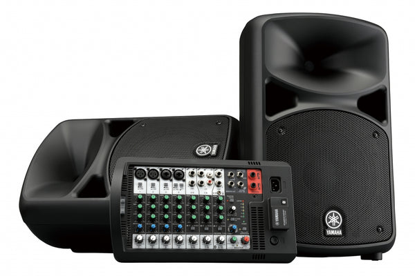 STAGEPAS600BT PORTABLE PA SYSTEM