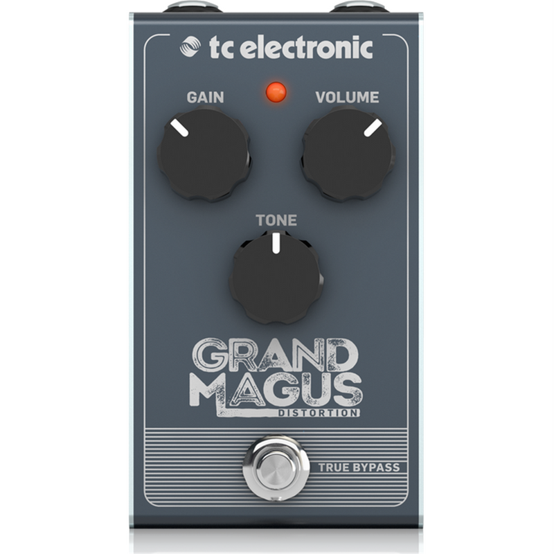 GRAND MAGUS DISTORTION PEDAL