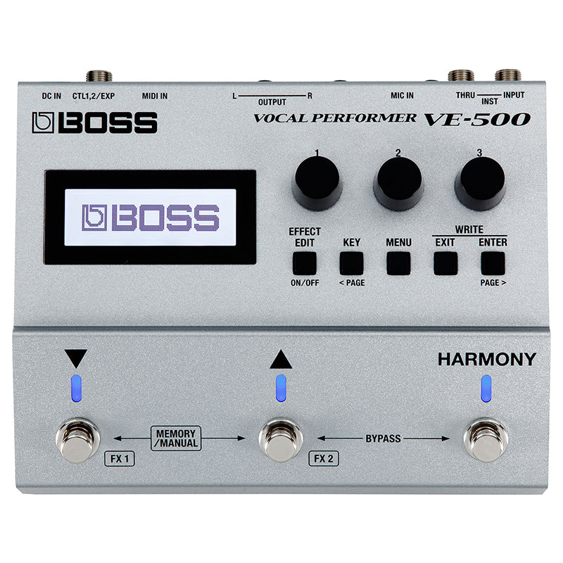 VE500 VOCAL EFFECT