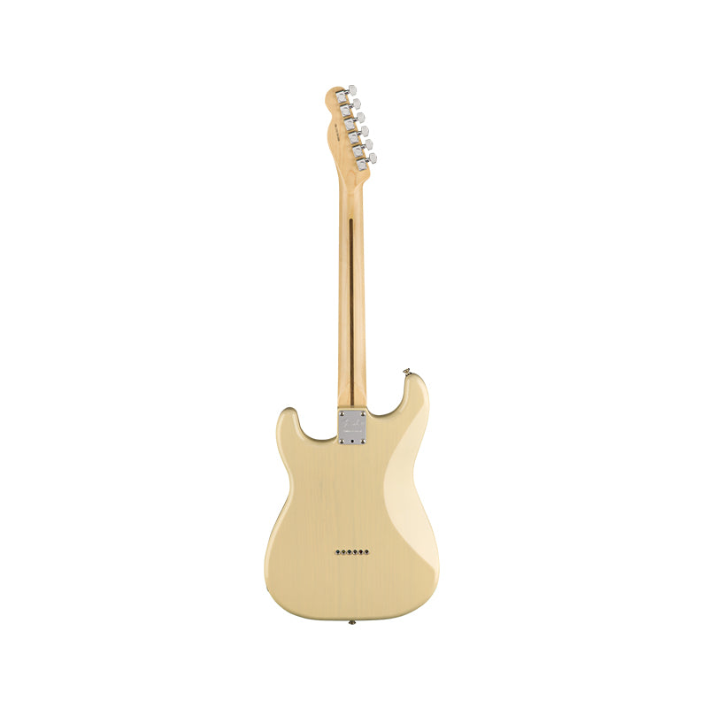 PARALLEL UNIVERSE LIMITED EDITION WHITEGUARD STRATOCASTER - VINTAGE BLONDE WITH MAPLE FINGERBOARD
