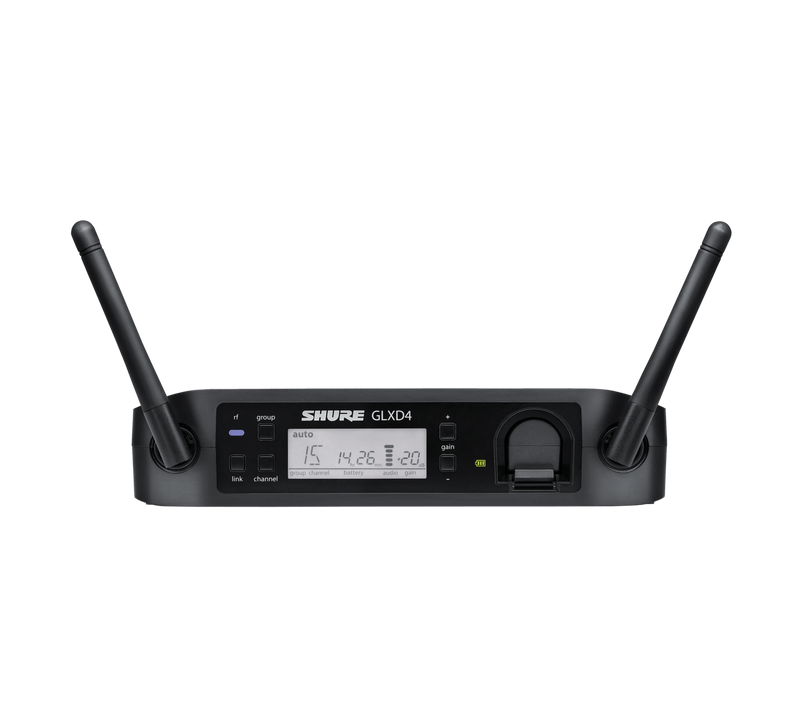 GLX-D SM58 WIRELESS DIGITAL SYSTEM