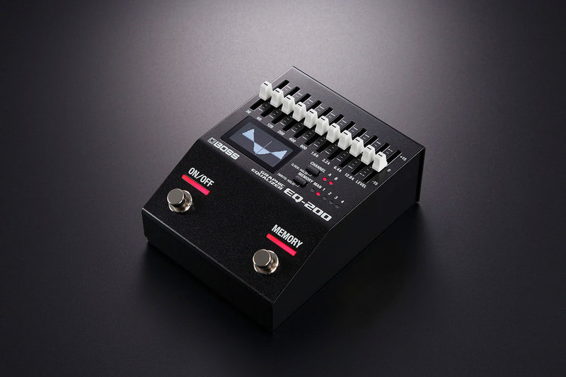 EQ-200 GRAPHIC EQUALISER