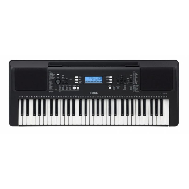 PSRE373 PORTABLE KEYBOARD + HPH50