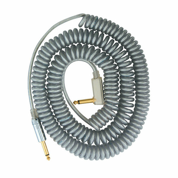 VCC090 COIL CABLE SILVER