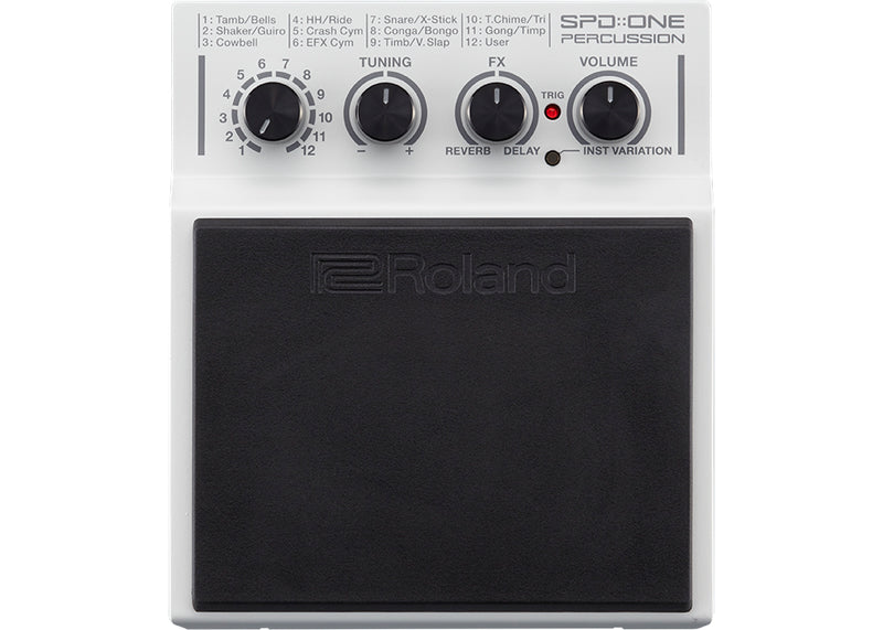ROLAND SPD: ONE PERCUSSION