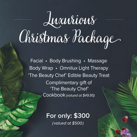 LUXURIOUS CHRISTMAS PACKAGE