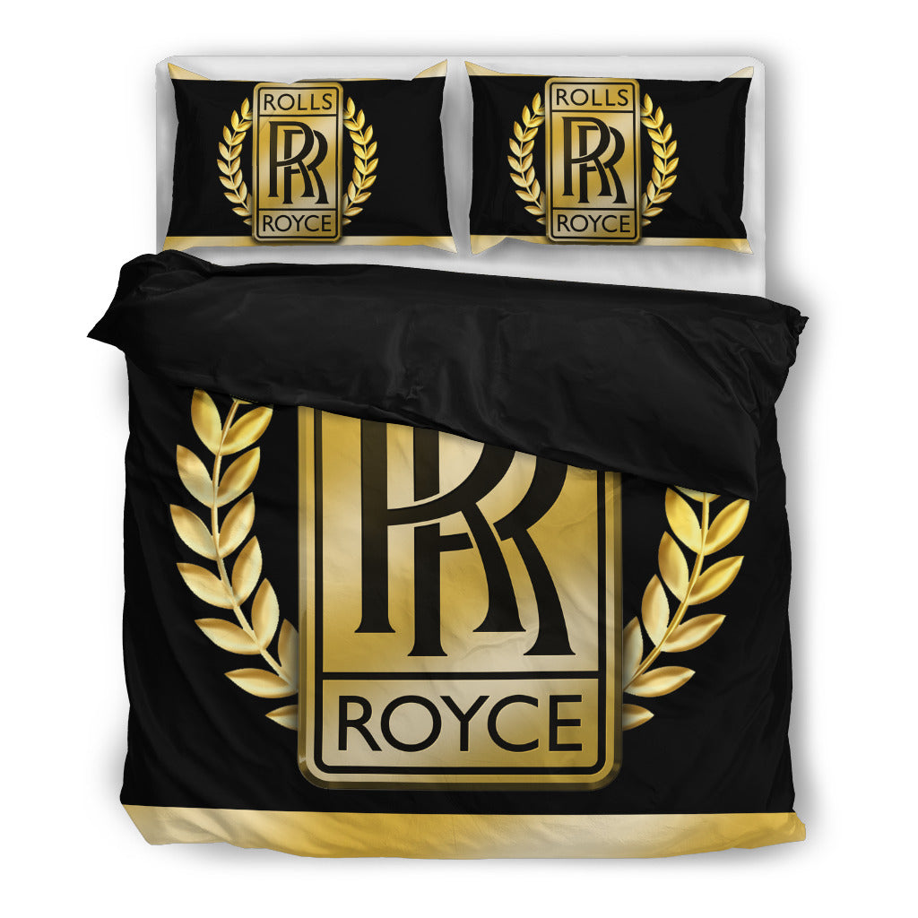 Rolls Royce Bedding Set With FREE SHIPPING TODAY!