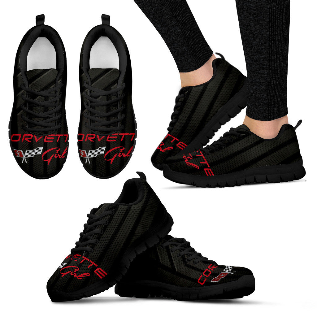 Corvette Girl Sneakers C3