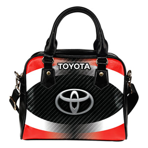 Toyota Shoulder Handbag With FREE SHIPPING TODAY!