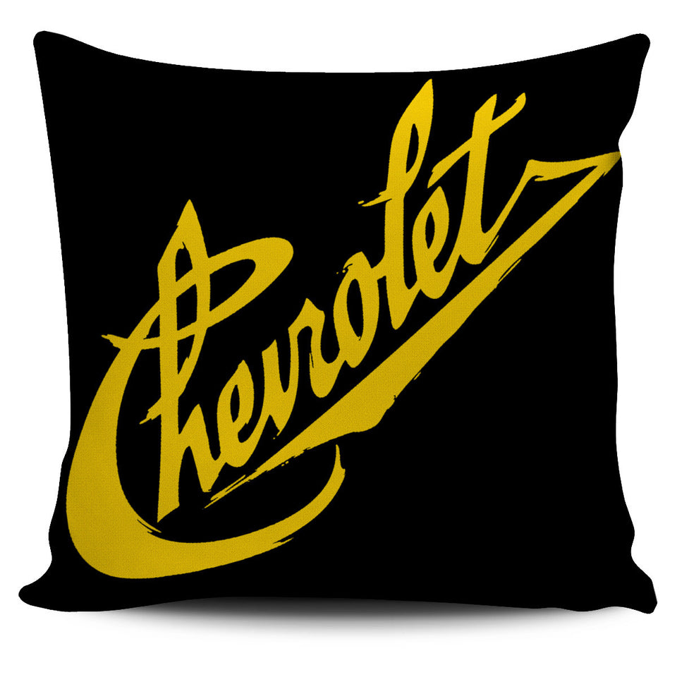 Chevy Pillow Covers