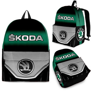 Skoda Backpack With FREE SHIPPING TODAY!