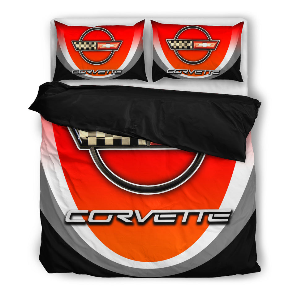 Corvette Bedding Set With FREE SHIPPING TODAY!