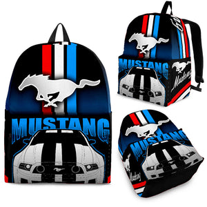 Mustang Backpack With FREE SHIPPING TODAY!