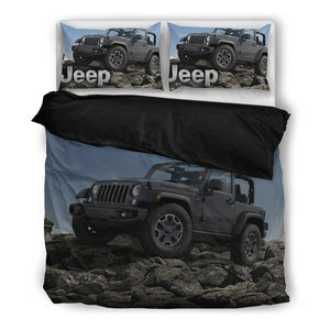 Jeep Bedding Set With FREE SHIPPING TODAY!