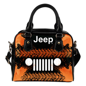 Jeep Shoulder Handbag With FREE SHIPPING TODAY!