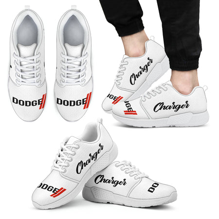 Dodge Charger Athletic Sneakers