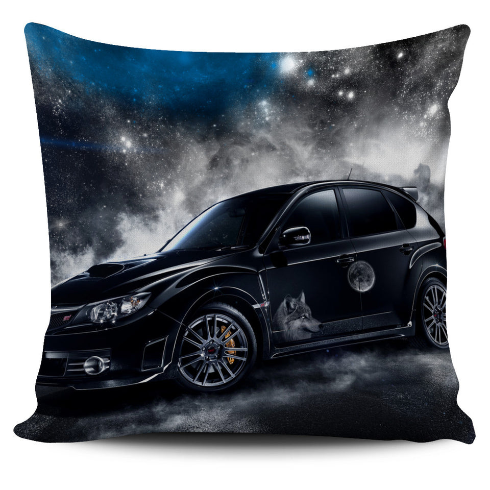 Subaru Pillow Covers