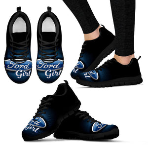 Ford Girl Sneakers We Pay Shipping!