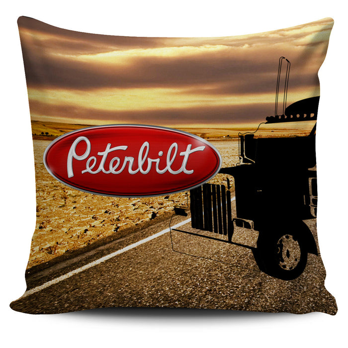 Peterbilt Pillow Covers