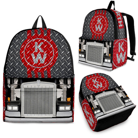 Kenworth Backpack With FREE SHIPPING TODAY!