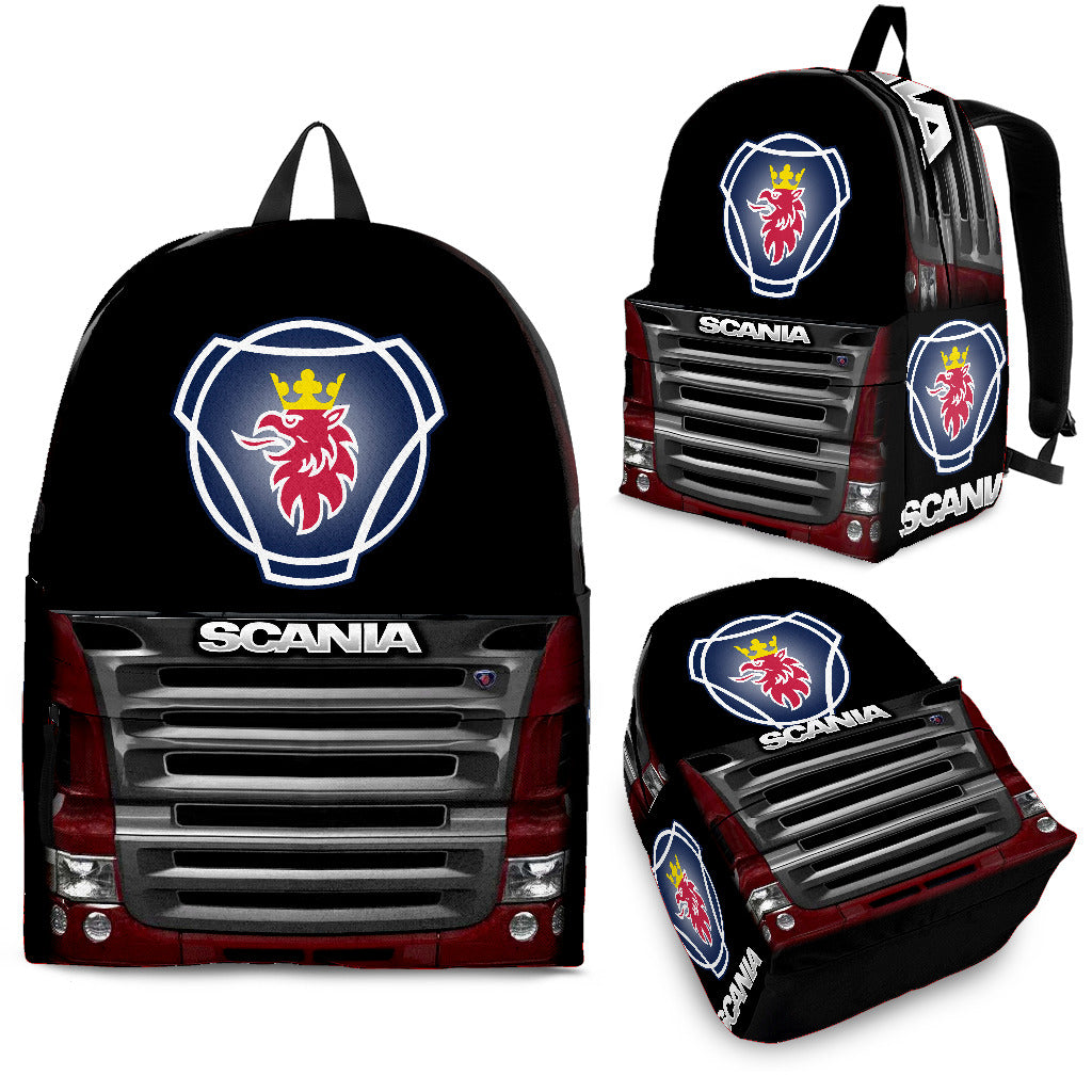 Scania Backpack With FREE SHIPPING TODAY!
