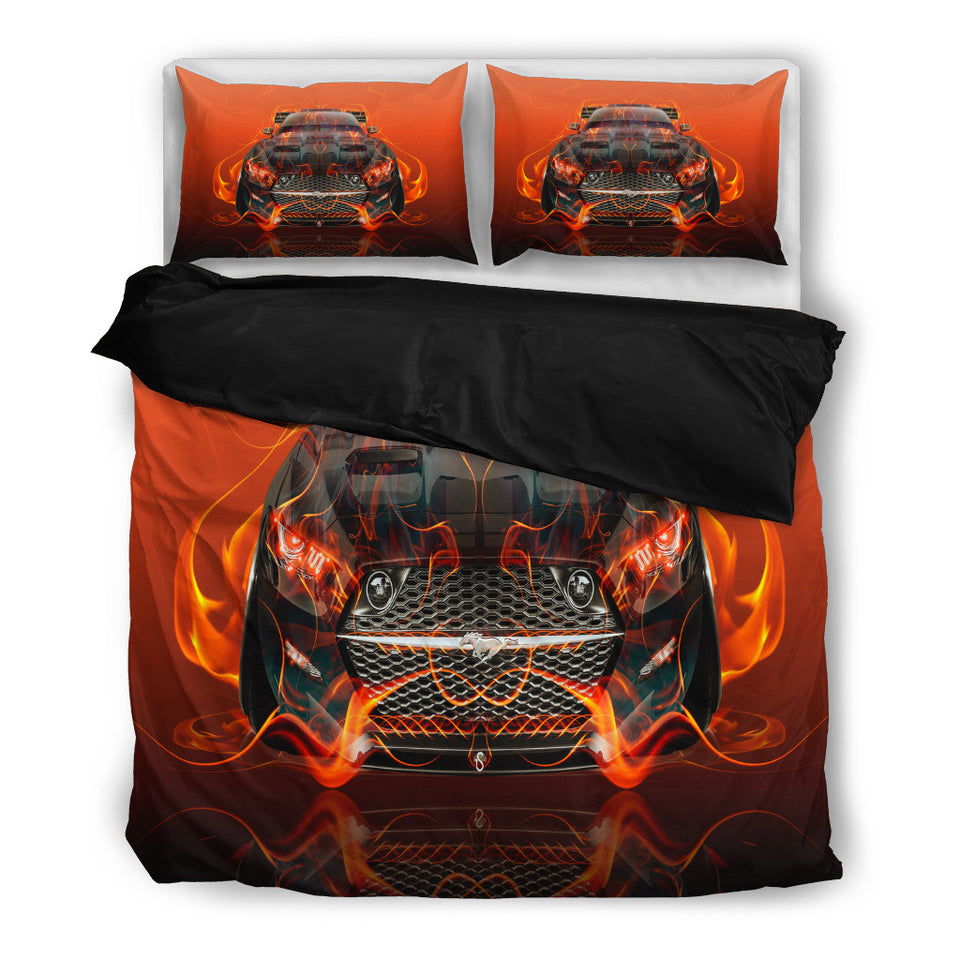 Mustang Bedding Set With Free Shipping Today