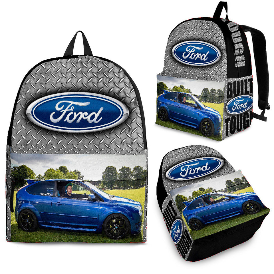 Ford Backpack Custom Design