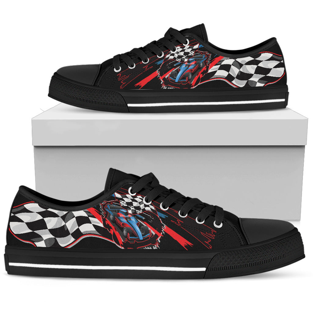 Racing Men's Low Top Shoe With FREE SHIPPING!
