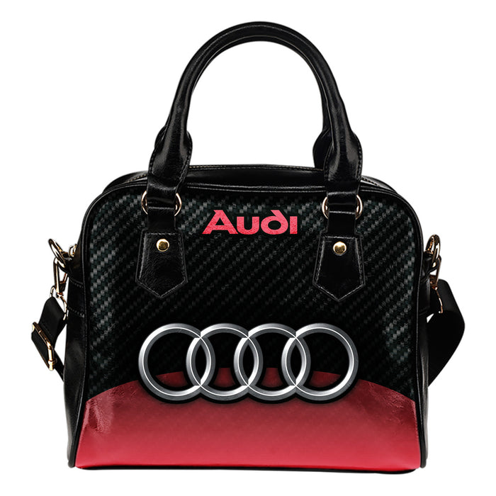 Audi Shoulder Handbag With FREE SHIPPING TODAY!