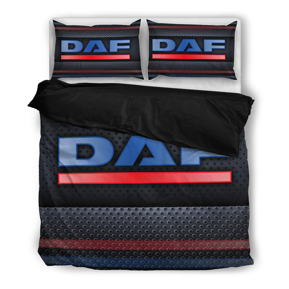 DAF Trucks Bedding Set With FREE SHIPPING TODAY!