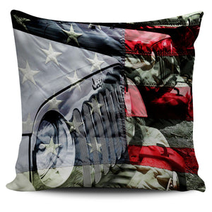 Jeep Pillow Covers