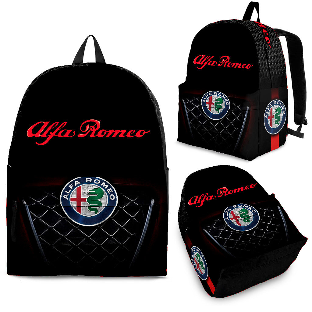 Alfa Romeo Backpack With FREE SHIPPING TODAY!
