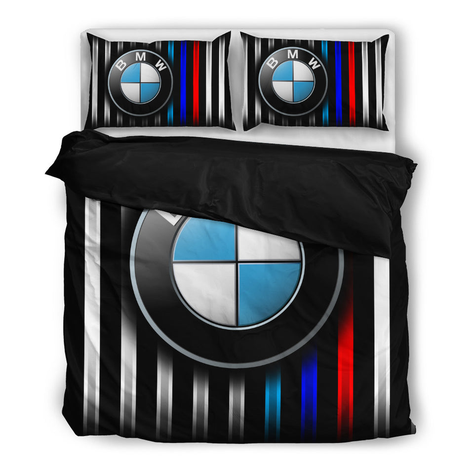 BMW Bedding Set With FREE SHIPPING TODAY!