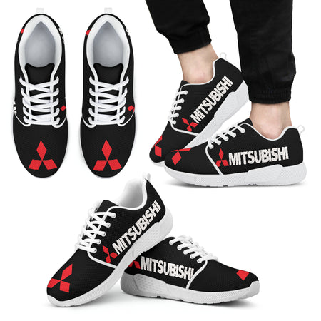 Mitsubishi Athletic Sneakers