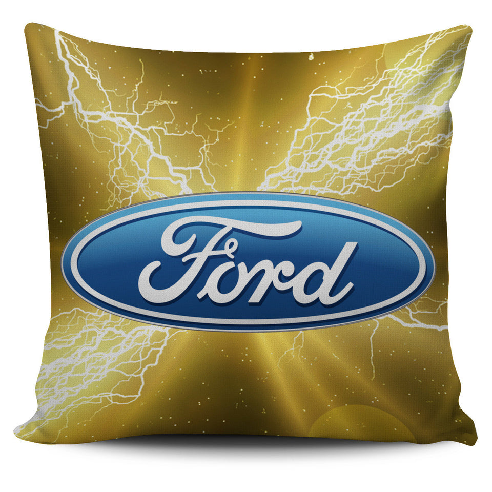 Ford Pillow Covers