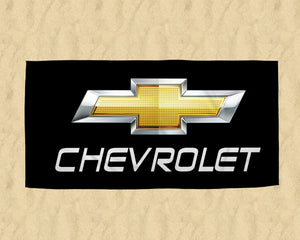 Chevy Beach Towel!