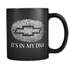 It's In My DNA Chevy Mug