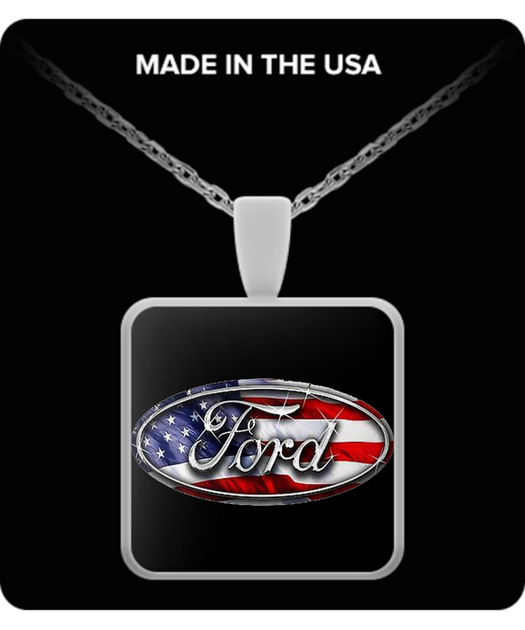 A Must Have - Ford Necklace!