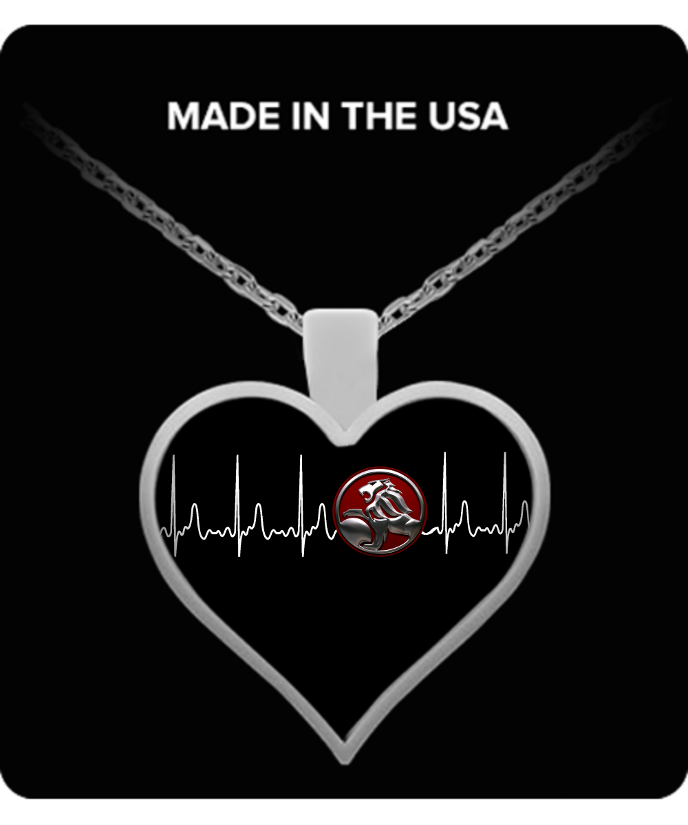 A Must Have - Holden Heartbeat Necklace!