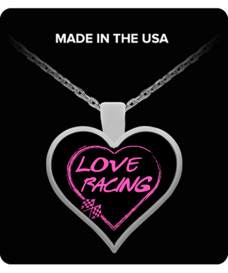 A Must Have - Love Racing Necklace!