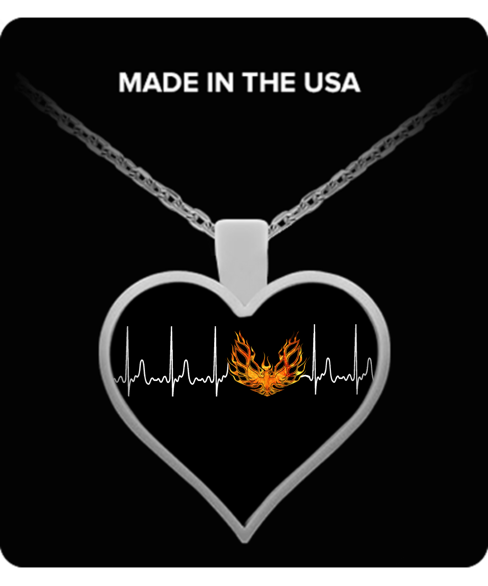 A Must Have - T/F Heartbeat Necklace!