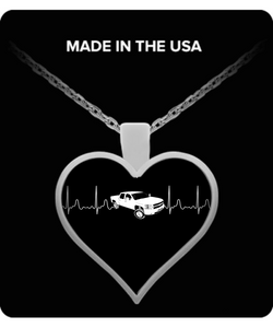 A Must Have Truck Necklace!