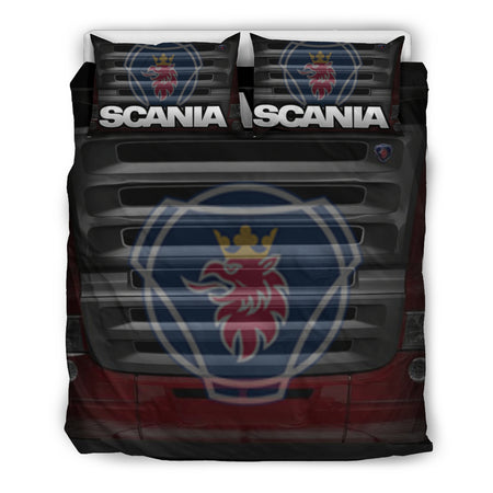 Scania Bedding Set With Free Shipping!