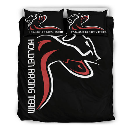 Holden Racing Team Black Bedding Set With FREE SHIPPING!