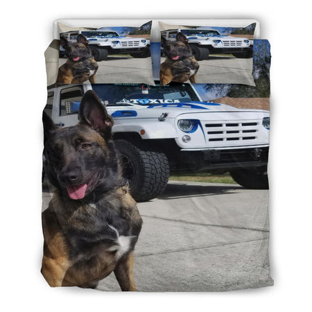 Jeep Custom Bedding Set