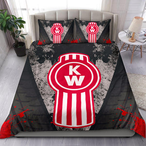 Kenworth bedding Set NEW With FREE SHIPPING