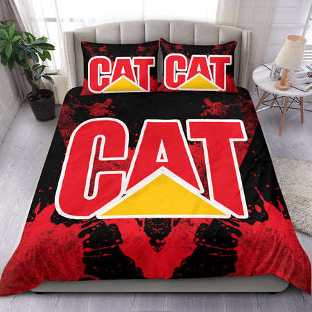 Caterpillar Bedding Set