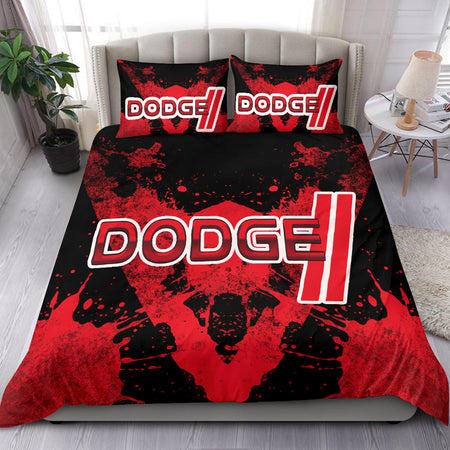 Dodge Bedding Set