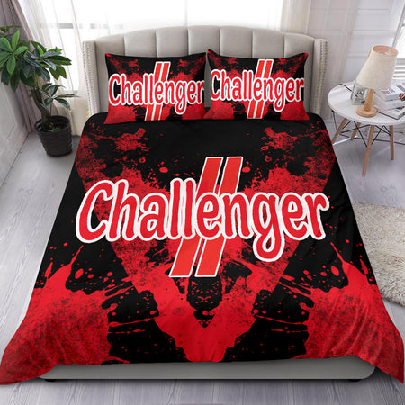 Dodge Challenger Bedding Set